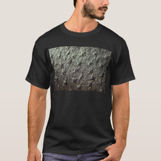 Piel de la avestruz camiseta