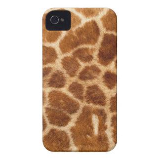 Piel de la jirafa Case-Mate iPhone 4 protector