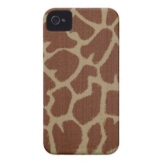Piel de la jirafa Case-Mate iPhone 4 carcasa