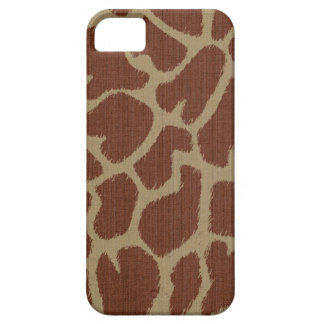 Piel de la jirafa iPhone 5 Case-Mate funda