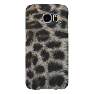 Piel del leopardo funda samsung galaxy s6