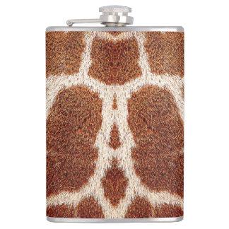 Piel original de la jirafa