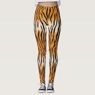 Pieles del tigre leggings