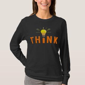 Piense Camiseta