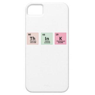 Piense - la química funda para iPhone SE/5/5s