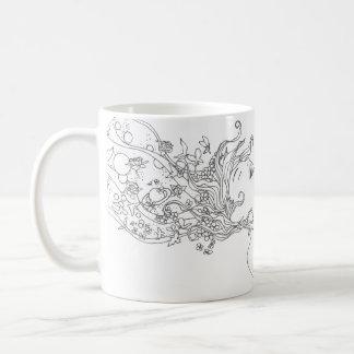 """""""Piense"""" la taza del arte"""