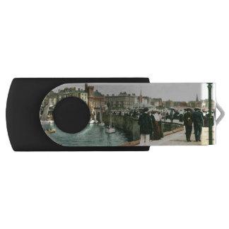 Pier del norte, 1905) memorias USB de Bridlington