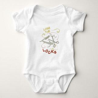 Pierda las cerraduras body para bebé