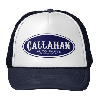 Piezas de automóvil de Callahan Gorras De Camionero