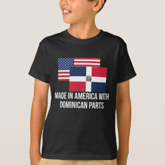 Piezas dominicanas camiseta