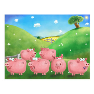 Piggies Postal