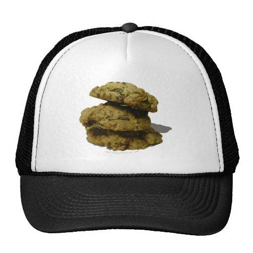 Pila de amantes de la galleta de las galletas gorro de camionero