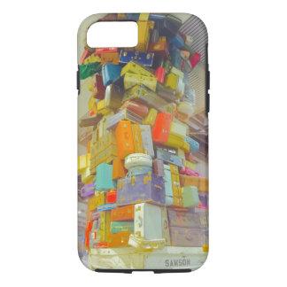 Pila el vacilar de maletas para el iPhone Funda iPhone 7
