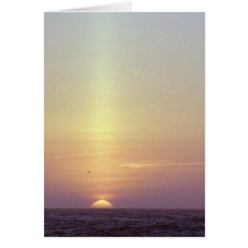 Pilar de Sun Felicitacion
