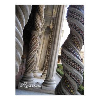 Pilares de San Pablo Postal