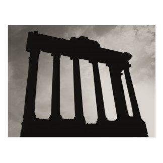 pilares romanos postal