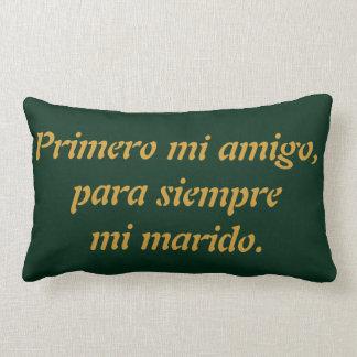 pillowForever mi marido Marido-Hgrn Cojines