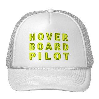 Piloto de Hoverboard Gorras