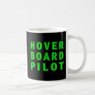 Piloto de Hoverboard Taza Clásica