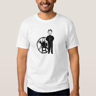 Piloto de Paramotor Camisas