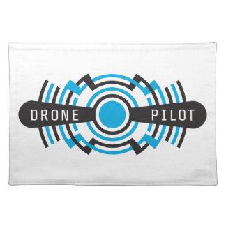 piloto del abejón salvamanteles