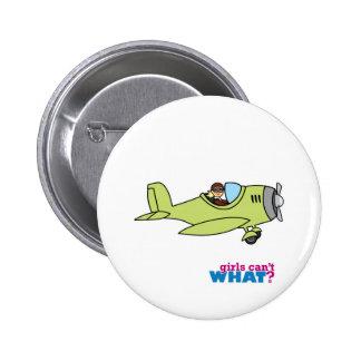 Piloto del aeroplano pins
