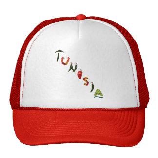 Pimientas de chile de Túnez Gorras