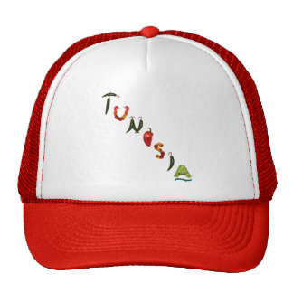 Pimientas de chile de Túnez Gorro De Camionero
