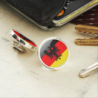 Pin Bandera-Capa de Alemania de brazos