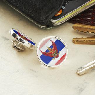 Pin Brazos de la capa de Tailandia