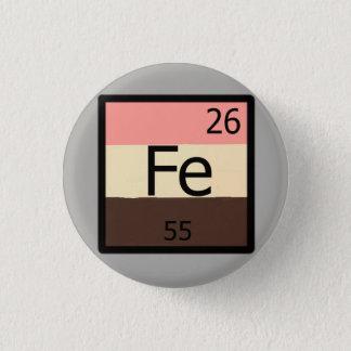 Pin de la camiseta de Feedist de la tabla Chapa Redonda De 2,5 Cm