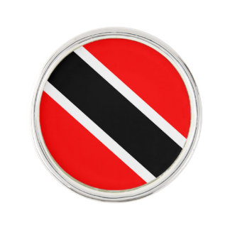 Pin de la solapa de Trinidad and Tobago