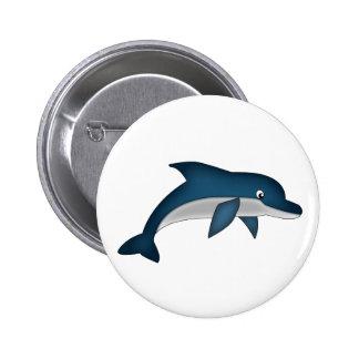 Pin del delfín