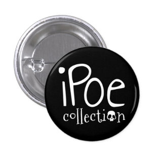 """Pin """"iPoe Collection"""""""