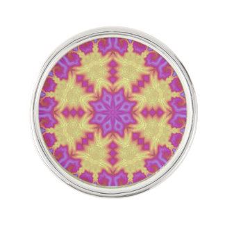 Pin Mandala brillante