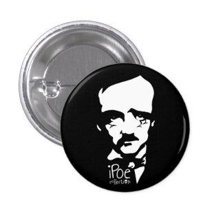 """Pin """"Poe Face"""" Boton"""