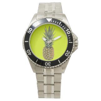 Piña dulce reloj