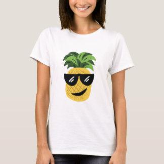 Piña enrrollada camiseta