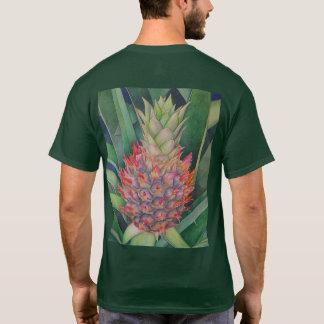Piña ornamental camiseta