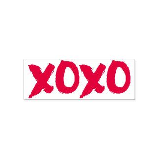 Pincelada de XOXO Sello Automático