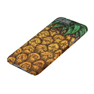 Pineapple case for iPhone 6S Funda Barely There iPhone 6