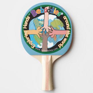 """Ping-pong de """"manos exploración """" de Bebuddies® Pala De Ping Pong"""