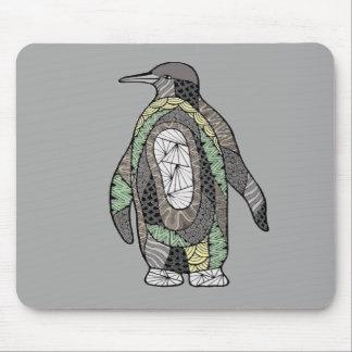 Pingüino Alfombrilla De Ratón