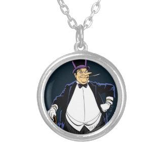 Pingüino Colgante Redondo