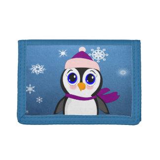 Pingüino con el gorra