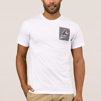 pingüino de balanceo - modificado para requisitos camiseta