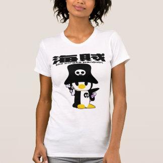 Pingüino de Kaizoku Camiseta