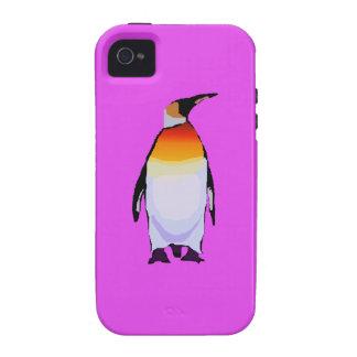 Pingüino iPhone 4/4S Funda
