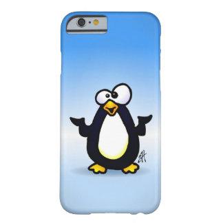 Pingüino Funda De iPhone 6 Barely There