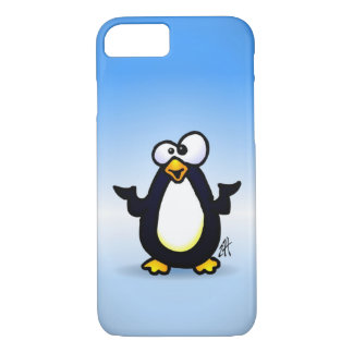 Pingüino Funda iPhone 7